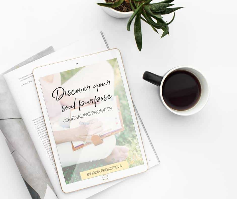 Discover Your Soul Purpose Journaling Guide